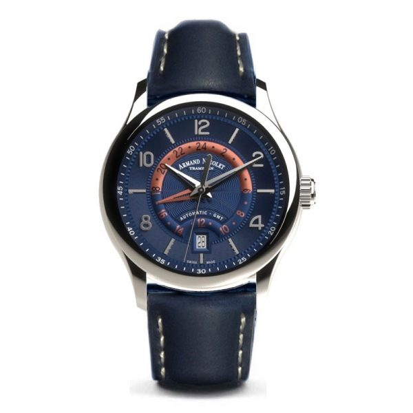 Armand Nicolet South Africa GMT watch