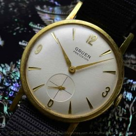 Armand-Nicolet-South-Africa-Swiss-Watches-Italian-Design-James Bond-Gruen Precision 510