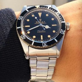 Armand-Nicolet-South-Africa-Swiss-Watches-Italian-Design-James Bond-The Rolex Oyster Perpetual Submariner