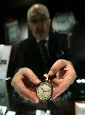 Rolex Oyster pocket watch 1926