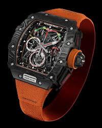 richard-mille-tourbillion-mclaren is it safe to wear an expensive watch