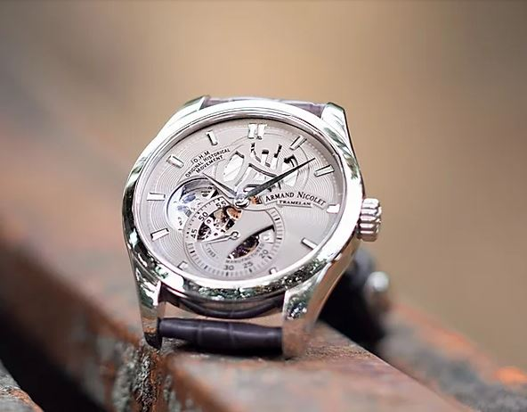 Armand Nicolet South Africa O.H.M. mens watch L16