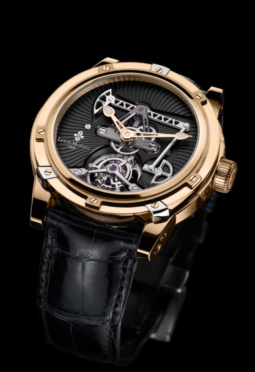 Derrick-Tourbillon-Armand Nicolet South Africa